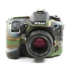 Nikon D7100 D7200 Dslr Kamera Koruyucu Silikon Kauçuk Case