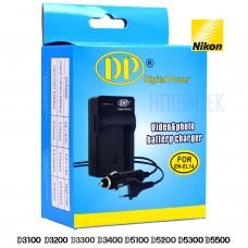 Nikon EN-EL14 Şarj Aleti 3100 3200 3300 3400 5100 5200 5300 5500