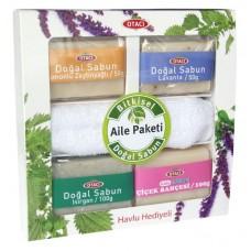 Otacı Aile Boyu Doğal Sabun Paketi