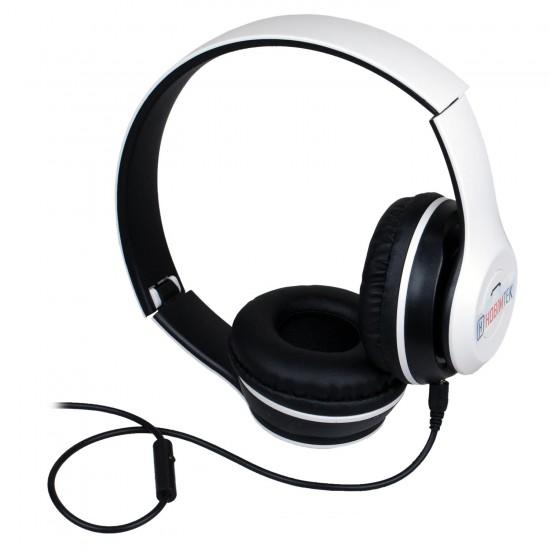 P8047 Kablolu Kulak Üstü Kulaklık Mikrofonlu
