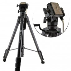 PDX 701 Pro Plus Profesyonel Video Tripod 2 Metre
