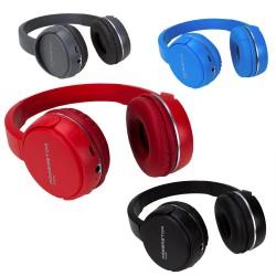 Powerstar BT-03 Fm Radyolu Mikrofonlu Bluetooth Kulaklık