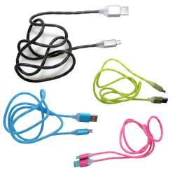 Powerstar MK-09 Micro USB 2.1 Amper Hızlı Şarj Özellikli Kablo