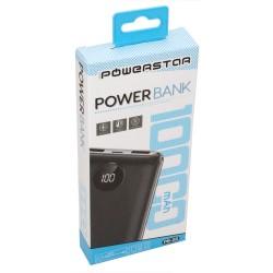 Powerstar PB-22 10000mAh Powerbank 2x USB Micro Şarj Aleti