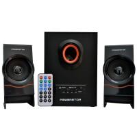 Powerstar PW-3007 2+1 Profesyonel Ses Sistemi Kumandalı