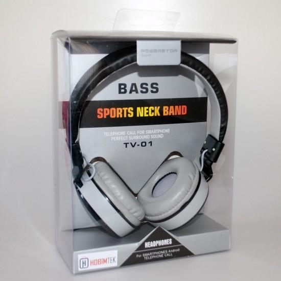 Powerstar TV-012 Kablolu Kulak Üstü Kulaklık