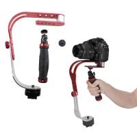 Pro Stabilizer Video Kamera DSLR Titreşim Sabitleciyi Tripod