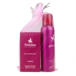 Purixima By Europhorias Kadın EDT 50ml Parfüm ve Deo 150 ml Set