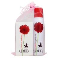 Purixima Flower Kenio Kadın EDT 50ml Parfüm ve Deo 150 ml Seti
