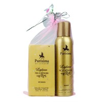 Purixima Ladiess Millionere Kadın EDT 50ml Parfüm Deo 150ml Set