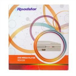 Roadstar Rdv 226 Usb Li Dvd Divx Player Beyaz