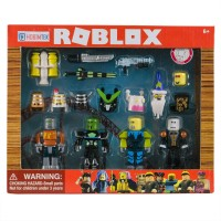 Roblox 4 lü Figür Karakter Seti