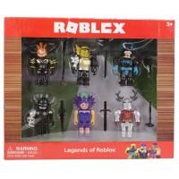 Roblox Dekor 6lı Figür Karakter Seti