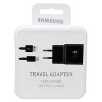 Samsung Type C Hızlı Şarj Aleti 25W Siyah EP-TA300CWEGKR