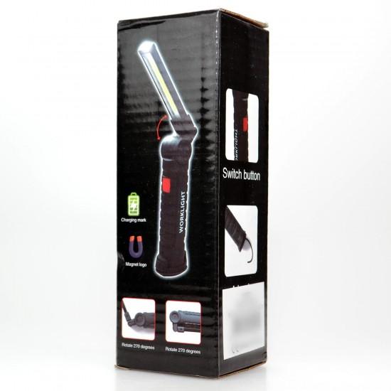 Hobimtek Pro Worklight Şarjlı Mıknatıslı Çalışma Lambası