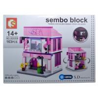 Sembo Block SD6506 156 Parça Lego Seti