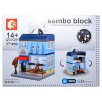 Sembo Block SD6507 156 Parça Lego Seti