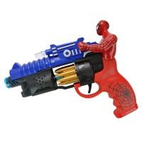 Spiderman Oyuncak Akrep Silah Taramalı Tabanca 23 Cm