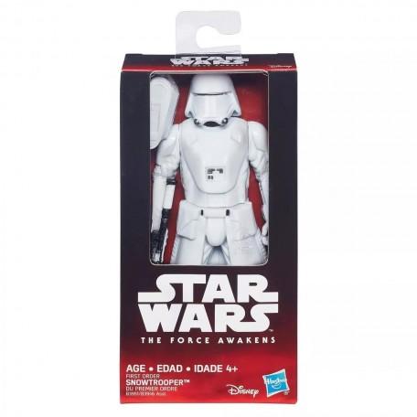 Star Wars The Force Awakens Snowtrooper Figür B3951