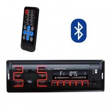 Sunask Mny-64 Oto Teyp Bluetooth FM USB Aux MP3 LED Ekran