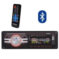 Sunsay MB-24 Bluetooth Oto Teyp Radyo 4x50W FM USB Aux MP3