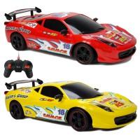 Toysan Super Car Yarış Arabası Uzaktan Kumandalı Şarjlı 35 Cm