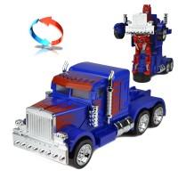 Transformers Optimus Prime Kırılmaz Dönüşen Robot Tır
