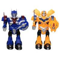 Transformers Optimus Prime Yürüyen Robot Oyuncak 21 Cm