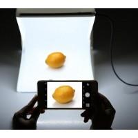 Portatif LED Ürün Çekim Çadırı Mini Stüdyo