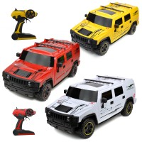 Vardem City Technology Şarjlı Cross Jeep 1:12