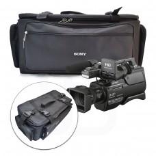Video Kamera İçin Büyük Boy Profesyonel Çanta Sony JVC Panasonic ve Tüm Omuz Kameraları Uyumlu