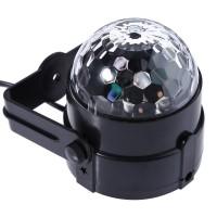 LED RGB Lazer Parti Dj Disko Mini Işık