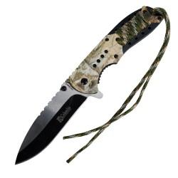 Columbia FXT-2040-A  Kevlar Tactical Folding Knife Çakı