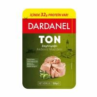 Dardanel Ton Balığı Zeytinyağlı 32G Protein 120g SKT 2022
