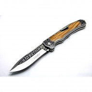 Columbia A3154 D Full Rivet Pocket Knife Çakı