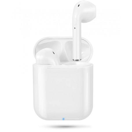 i9S Tws Mini Kablosuz Bluetooth Kulaklık Taşıma Kılıf Hediyeli