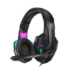 Bass K9000 RGB Işıklı Oyuncu Kulaklığı