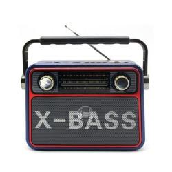 Meier M-181BT Vintage Bluetootlu Nostaljik Ahşap Radyo