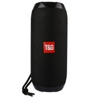 TG117 Silindir Su Geçirmez Bluetooth Hoparlör FM Radyo
