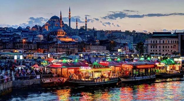Istanbul galata hobimtek alisveris